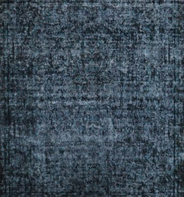 KHYV123 MERCURY Blue Black Turquoise 2.94x4.04 Full