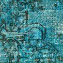 KHYV124 CALLIOPE Turquoise Vivid Blue 2.98x3.96 CU2