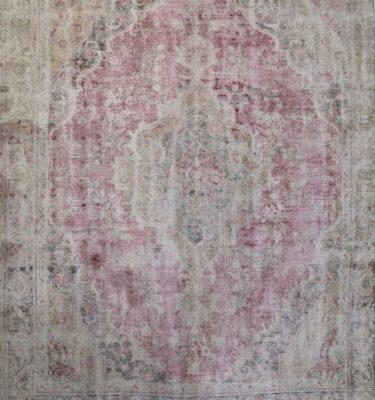 KHYV133 HELIOS Crusty Natural Pink Geen 2.93x3.68 Full