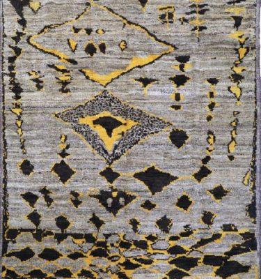 KHYVS-01 VESUVIUS Yellow Brown Natural 2.48x3.2 Full